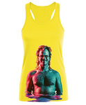 Callboys - Yellow Randy Girls Tanktop
