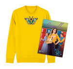#LikeMe - SET Camille - Sweater + Boek