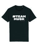 "Nerdland - Black ""Team Musk"" Shirt"