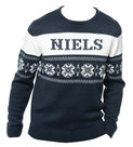 "Niels Destadsbader - Limited Navy ""Niels"" X-mas Sweater"