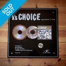 K's Choice - Platinum Album Paradise in Me
