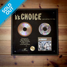 K's Choice - Gold Album Paradise in Me