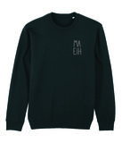 "Niet Nu Laura - Black ""Ma Eih"" Unisex Sweater"