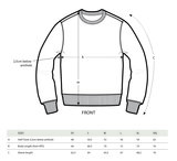 "Nally's Papegaaienopvang - Antraciet ""Nally's"" Unisex Sweater"