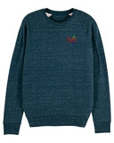 "Nally's Papegaaienopvang - Denim ""Nally's"" Unisex Sweater"