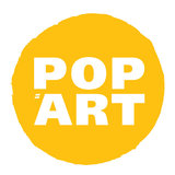 Pop=Art - Don't sit down 'cause I've moved your chair (White)_
