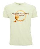 Het Eiland T-Shirt - We zitten met ne ring!