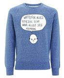 Sociaal Incapable Michiel - Wattefok Unisex Sweater)
