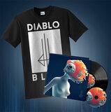 Diablo Blvd - Zero Hour (LP+CD) + Logo Shirt