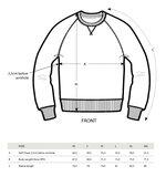 Samson&Gert - Logo - Melange Grey Unisex Sweater_