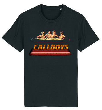 Callboys - Black Jacuzi T-shirt