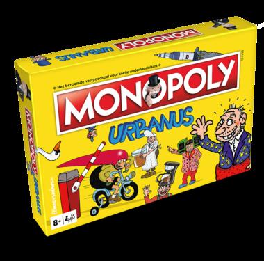 Urbanus - Monopoly
