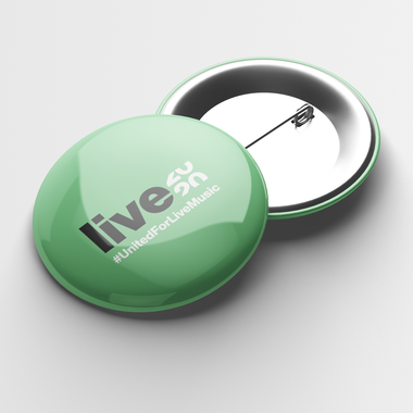 Live2020 - 50 Green Buttons