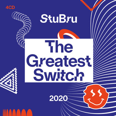 StuBru - The Greatest Switch 2020 (4CD)