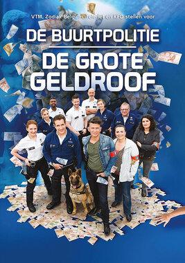 De Buurtpolitie - De Grote Geldroof (DVD)