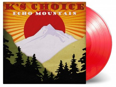 K's Choice - Echo Mountain (LP)