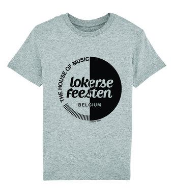 Lokerse Feesten - Sport Grey Kids Cherry Moon T-shirt