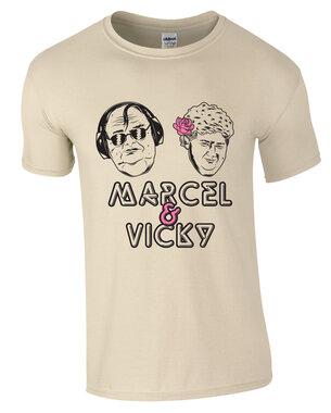 Marcel & Vicky - Portrait Shirt