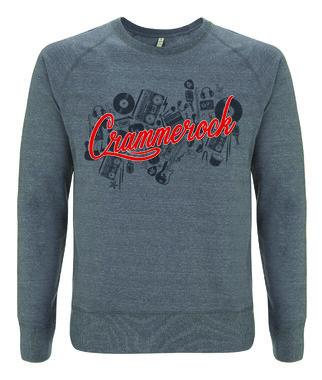 Sweater Crammerock Grey 2016 Unisex