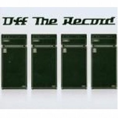 Off The Record (CD)