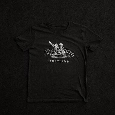 Portland - Black shirt