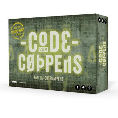 Code Van Coppens - Escape Room-Game