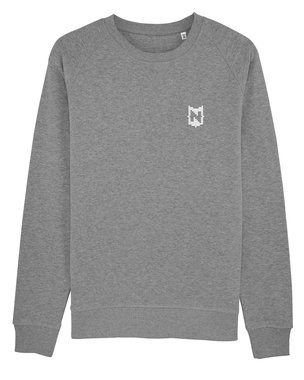 Nerdland - Mid Heather Grey