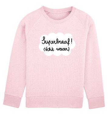 Eva Mouton - Superbraaf! (Kids Candy Pink)