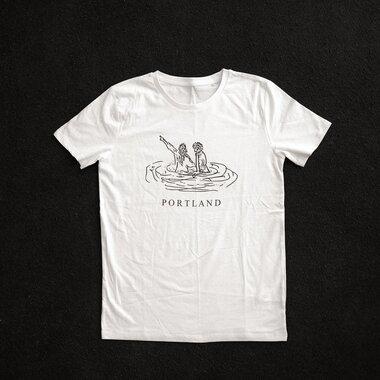 Portland - White shirt