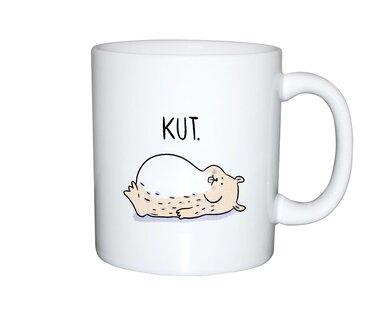 Niet Nu Laura - Koffiemok