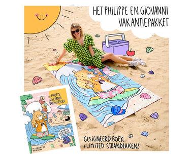 Niet Nu Laura -  Philippe & Giovanni Vakantiepakket
