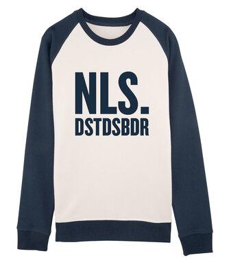Niels Destadsbader - Navy White