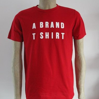 A Brand - TSHIRT (Red)