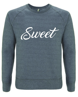 Sweet Sweater Unisex  (Diverse Kleuren!)