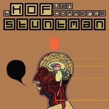 't Hof van Commerce - Stuntman (CD)