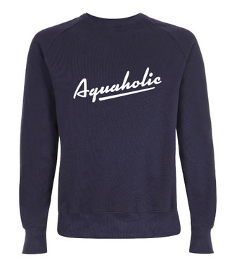 Aquaholic - Unisex Sweater