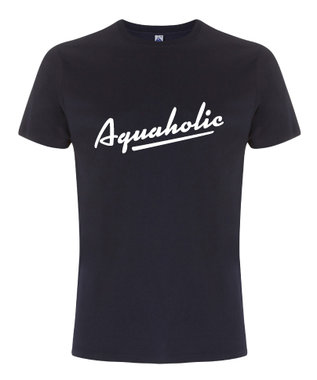 Aquaholic - Mens Tee