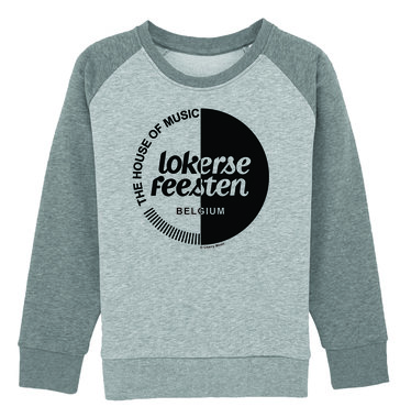 Lokerse Feesten - Cherry Moon Sweater (Grey/Grey)