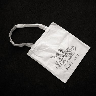 Portland - Naturel Cotton Bag