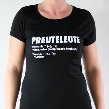 Preuteleute - Black