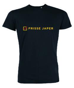 """Callboys - Black """"Frisse Japer"""" T-shirt"""