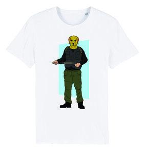 "Callboys - White ""Mike"" T-shirt"