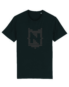 "Nerdland - Black ""Logo"" Shirt"