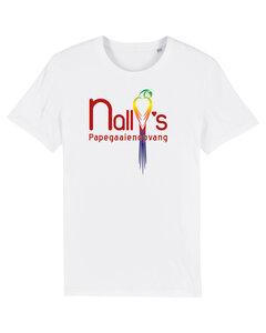 "Nally's Papegaaienopvang - White ""Nally's"" Unisex Shirt"