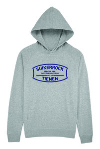 "Suikerrock - Heather Grey ""60"" Hoody"