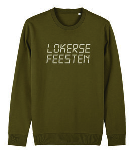 Lokerse Feesten - Digital Sweater (Khaki)