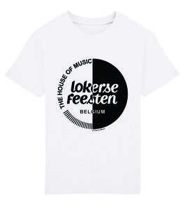 Lokerse Feesten - White Kids Cherry Moon T-shirt