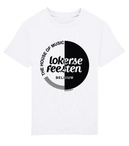 Lokerse Feesten - White Kids Cherry Moon T-shirt