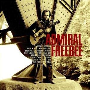 Admiral Freebee (CD)