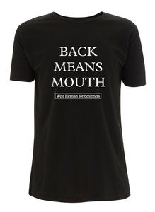 West Flemish for Behinners - Back Means Mouth (B)